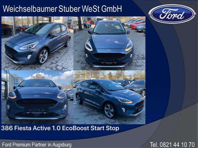 Ford, Fiesta, 386 Fiesta Active 1.0 EcoBoost Start Stop