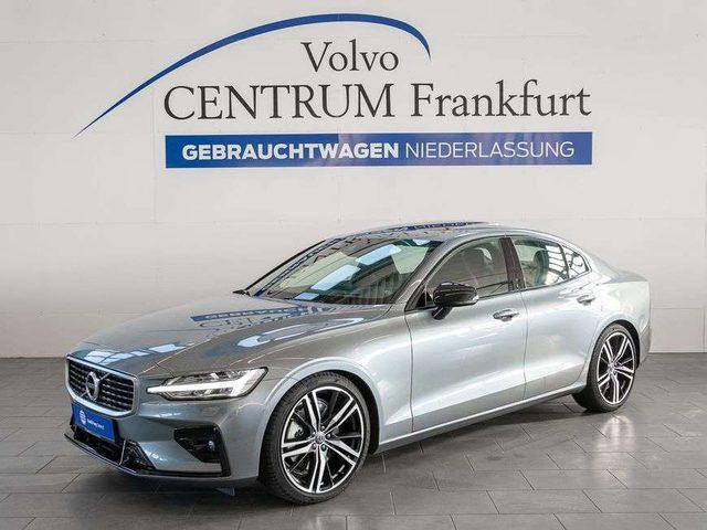 Volvo, S60, T5 R-Design Aut HeadUp ACC Standh BLIS