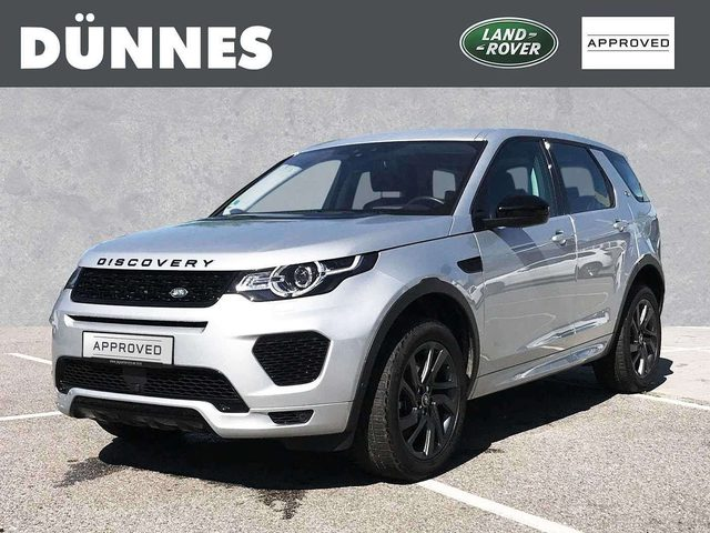 Discovery Sport, Si4 HSE