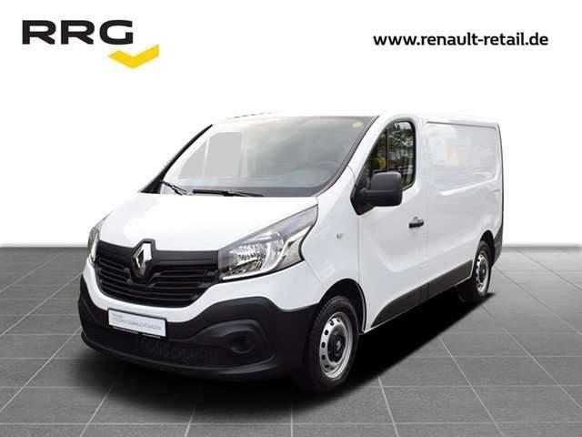 Renault, Trafic, KASTEN 3 1.6 DCI 120 L1H1 2.7T NUTZFAHRZ