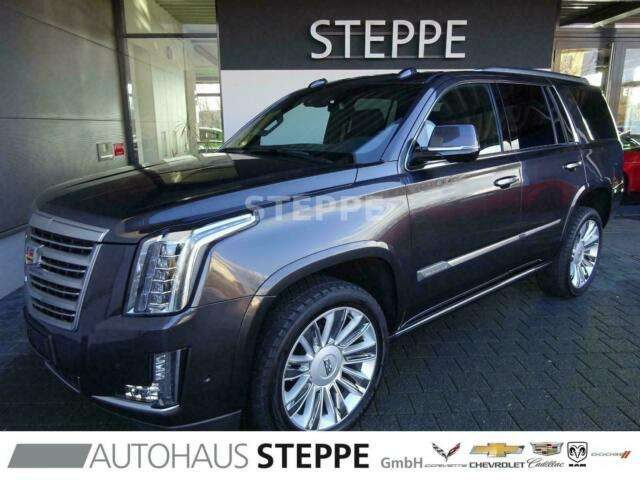 Escalade, 6.2 8Gg.AT Platinum Europamodell AHK