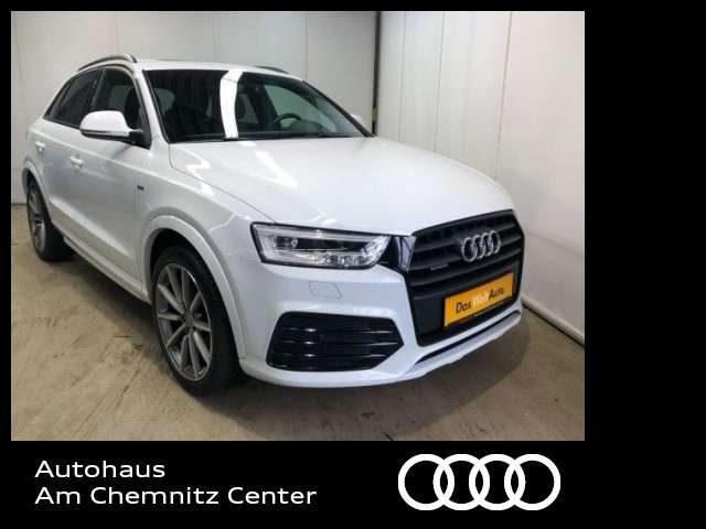 Audi, Q3, 2.0TDI quattro S-Line MMI Navi+ AHZV GRA