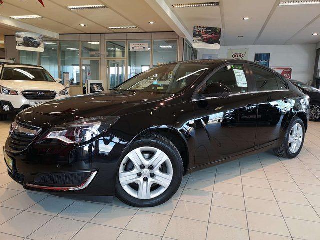 Opel, Insignia, 1.4 Turbo EDITION 5-türig Scheckheftgepfl
