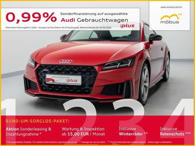 Audi, TT, Coupé 45 TFSI S line QU*S-TRO*SLINE*NAV*LED*PDC*G