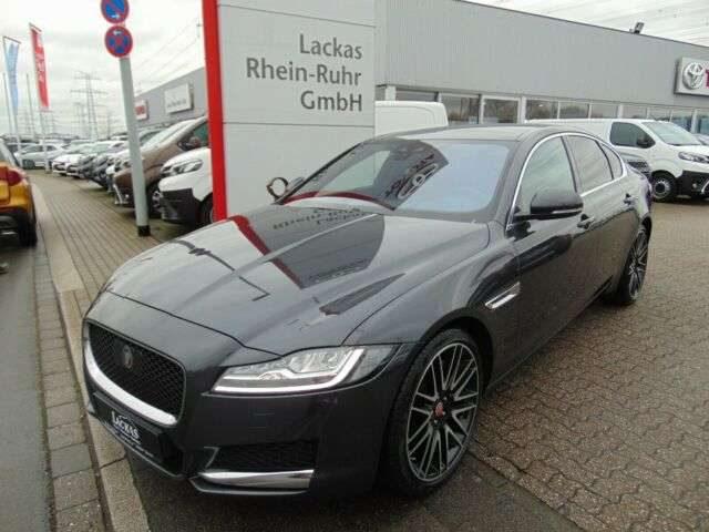 Jaguar, XF, 30d Aut. Portfolio Carpathian Grey 360°