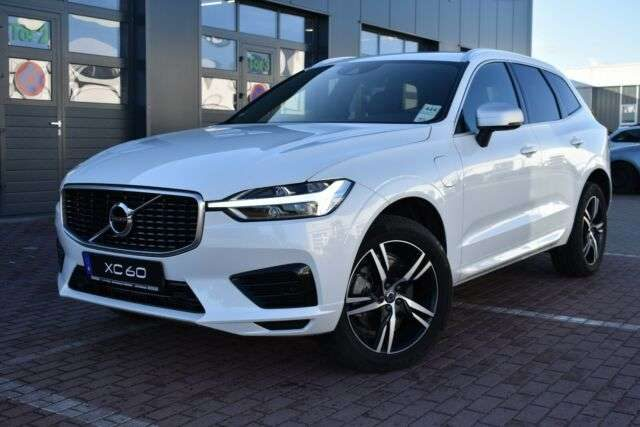 XC60, T8 Twin Engine AWD R-Design*AHK*LUFT*RFK*