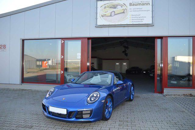 Targa, 4 GTS 911, 1. Hand, Top-Ausstattung, Mwst ausw.
