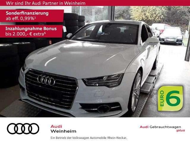 Audi, A7, Sportback 3.0 TDI 3xS-Line Luftfederung Matrix-LED