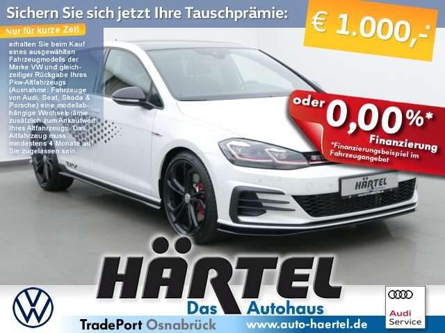 Golf GTI, TCR TSI DSG (+ACC-RADAR+DCC-FAHRWERK+NAVI