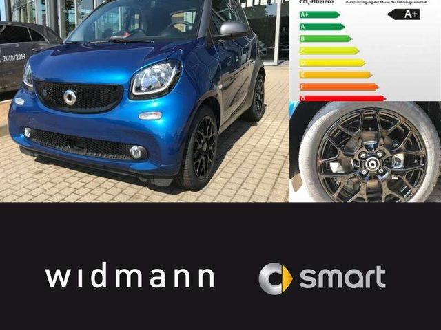 smart, forTwo, EQ *LED&Sensor-Paket*Komfort-Paket*