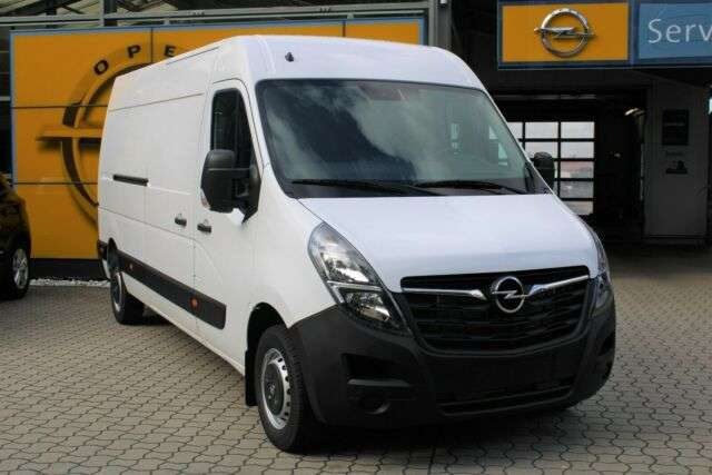 Movano, Cargo Kasten L3H2 Klima Kamera Allwetter