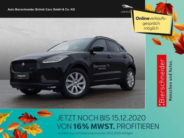 E-Pace, D240 R-Dynamic SE 442,- LEASING, 36 MONATE, 10.000
