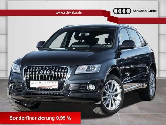 Audi, Q5, 2.0 TDI quattro *S line*NAVI*XENON*GRA*