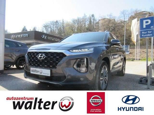 Hyundai, Santa Fe, 2.2 8-DCT Premium/ Leder/ Allrad