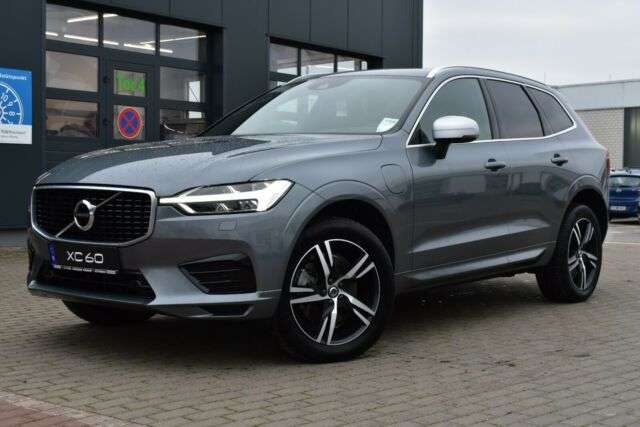 XC60, T8 Twin Engine R-Design AWD*ACC*Stadhz*AHK*