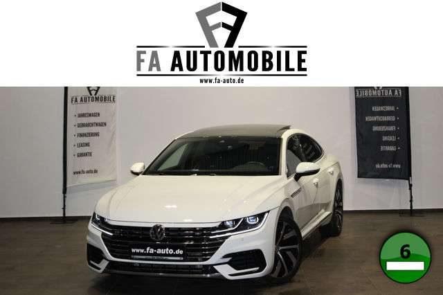 Volkswagen, Arteon, GT R Line Pano Leder Naviplus LED 19 Zoll
