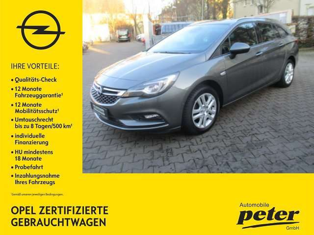 Opel, Astra, K ST 1.4 Turbo Edition