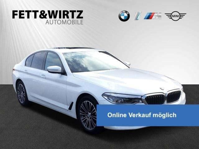530, d xDrive Sport Komforts. + Lüft. DA+ HUD GSD