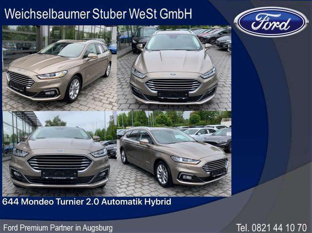Ford, Mondeo, 644 Mondeo Turnier 2.0 Automatik Hybrid