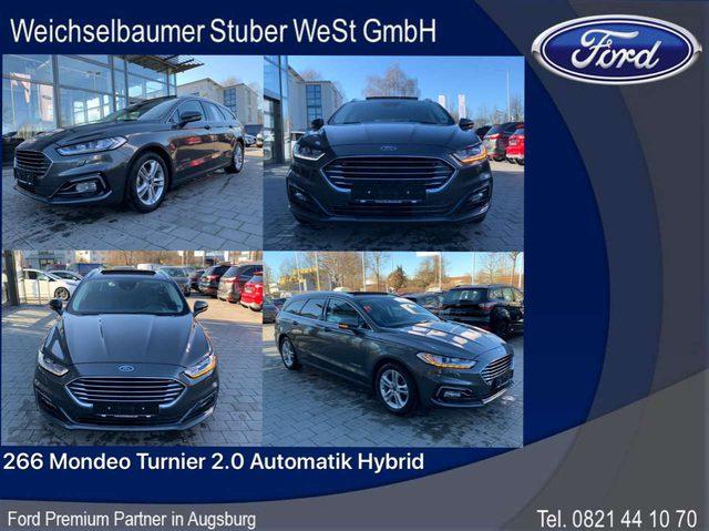 Ford, Mondeo, 266 Mondeo Turnier 2.0 Automatik Hybrid