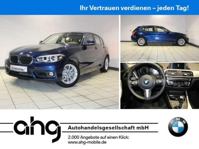 BMW, 118, d Aut. Advantage Klimaaut. LED PDC LM Servotr