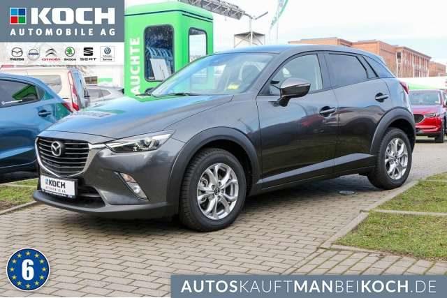 Mazda, CX-3, Exclusive-Line AT Navi LED Sitzh. Temp.LM