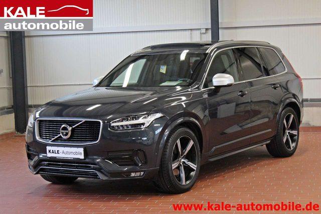 Volvo, XC90, D5 R-Design AWD*PANORAMA*20Zoll*RDesign*360 Kamera