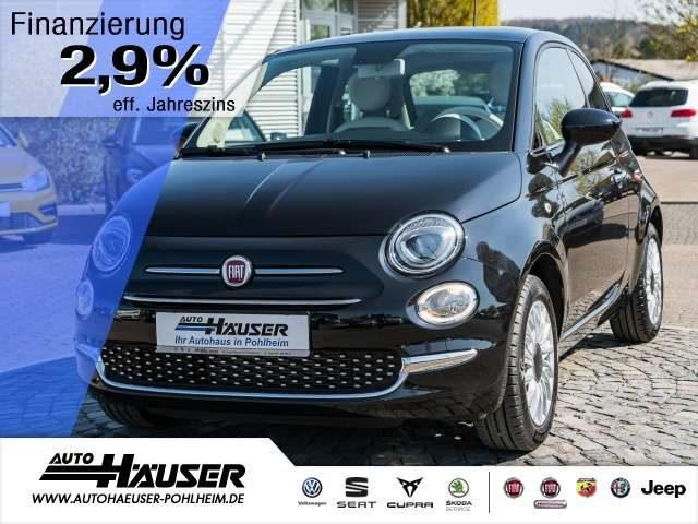 Fiat, 500, 1.2 8V S+S LOUNGE NAVI PANO KLIMA ALU PDC