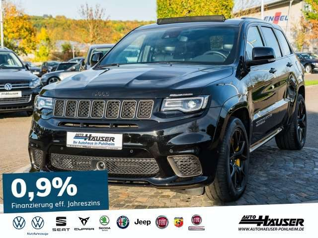 Grand Cherokee, Trackhawk 6.2 V8 MY19 PANORAMA