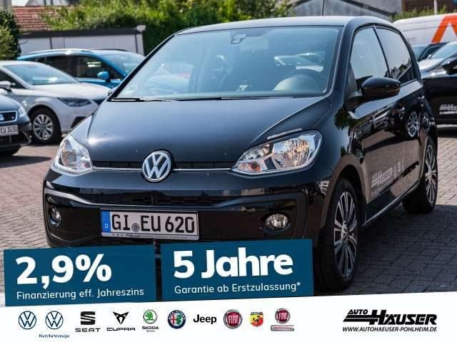 Volkswagen, up!, 1.0 IQ DRIVE KLIMA TEMPOMAT SITZHZG. PDC 5J.