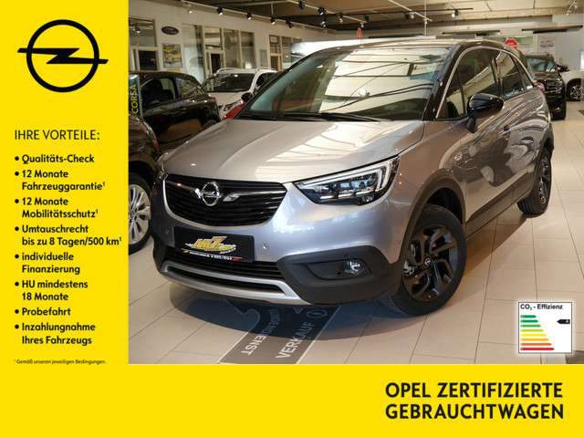 Crossland X, 1.2 Turbo 2020 NAVI HUD PDC LED