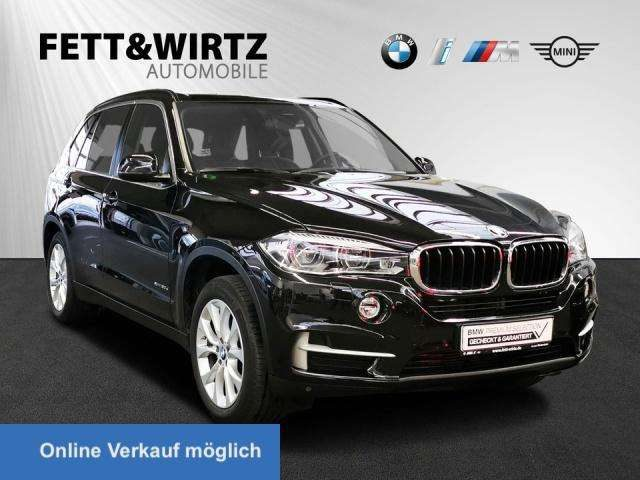 BMW, X5, xDrive30d Komforts. AHK Kamera HUD Soft-Cl.