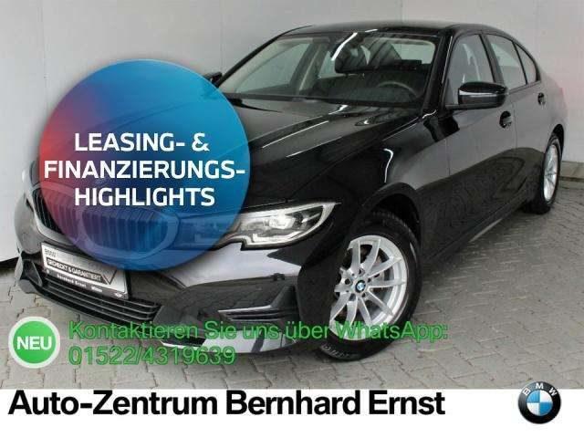 BMW, 320, d Advantage Aut. Klimaaut. Komfortzugang PDC