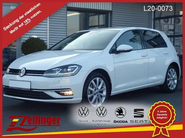 Volkswagen, Golf, Highline TDI +17 ZOLL+ACC+LICHT UND SICHT