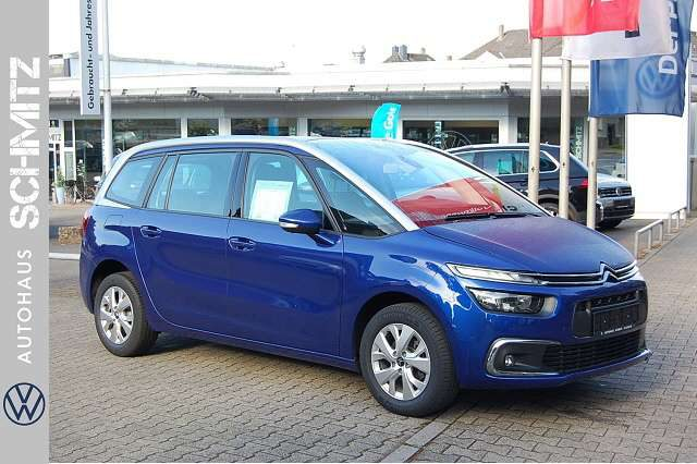 C4 Picasso, Grand Space Tourer Benziner Klima Alu Bluetooth