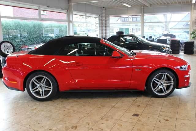 Mustang, Cabrio GT 5,0 450PS - Custom P