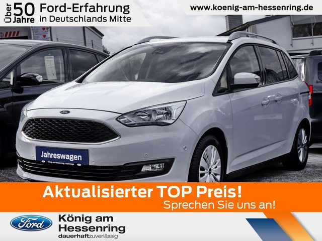 Ford, Grand C-Max, Cool+Connect 1.0 EB NAV+PDC+7-Sitzer