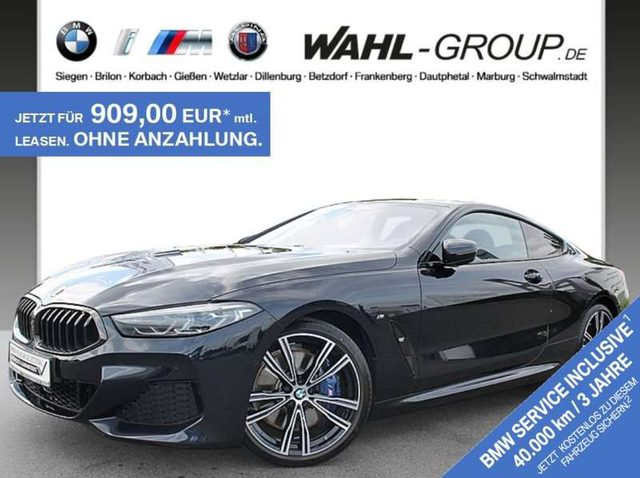 840, d xDrive Coupé M Sportpaket Night Vision Laserlich