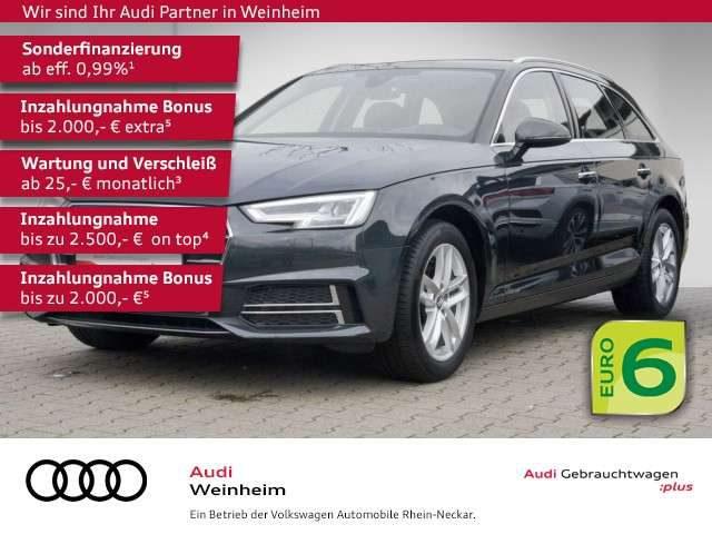Audi, A4, Avant 35 TDI S-tronic AHK Virtual LED uvm
