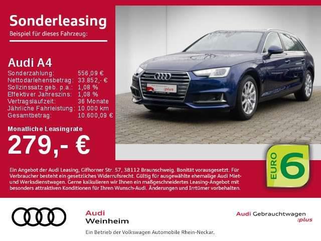 Audi, A4, Avant 40 TDI sport qu. S-tronic AHK Tour SHZ uvm