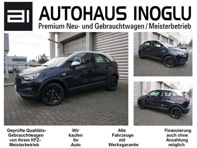 Opel, Crossland X, 1.2 Innov.Navi/Cam180 Alu16 6d-Temp