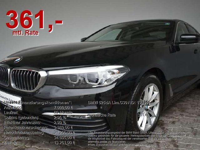 525, dA Lim.G30 Navi.Glasd.DrivingAss.DAB.LED.SHZ