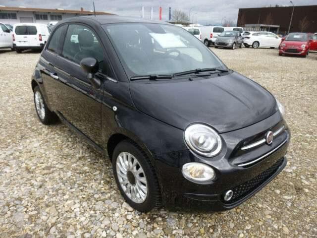 Fiat, 500, Lounge