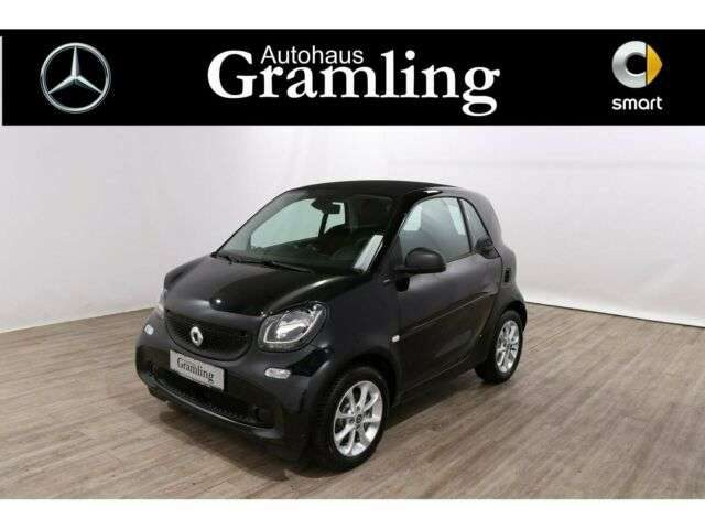 forTwo, coupe electric drive +passion*Cool&Audio*