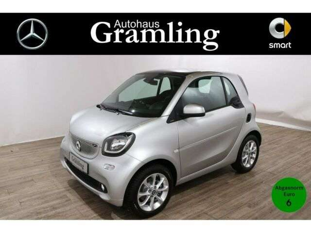 smart, forTwo, coupe 52 kW*passion*Navi*Kamera*LED*Pano*