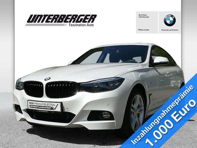 BMW, 320, d xDrive Gran Turismo M Sportpaket Head-Up