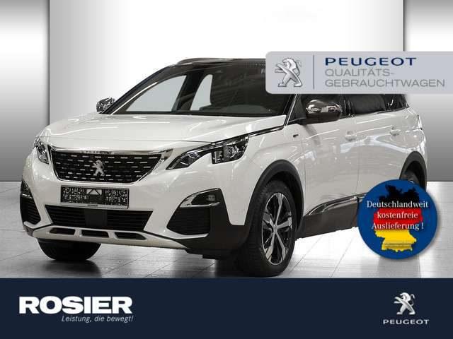 Peugeot, 5008, GT 2.0 BlueHDi 180 EAT8 AHK 7Sitze Navi3