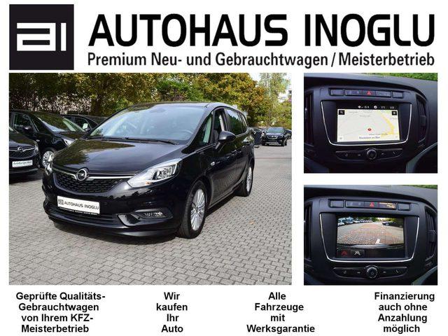 Opel, Zafira, 1.4 T S&S Navi 4.0 IntelliLink/Cam Klimaauto. Alu1