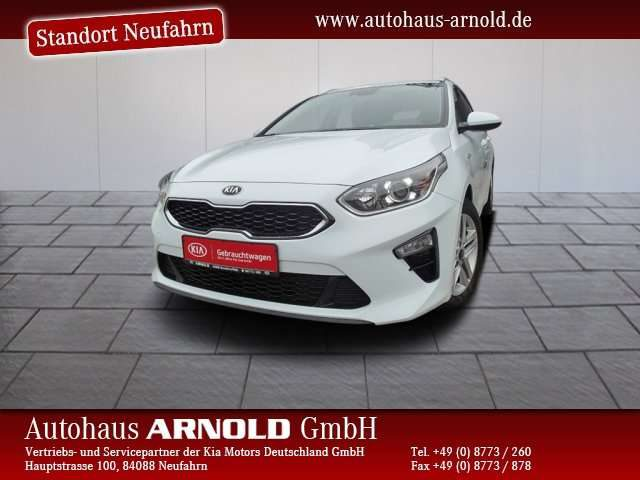 cee'd / Ceed, Ceed_SW 1.6 D Vision Navi Kamera Lenkradheizung BC