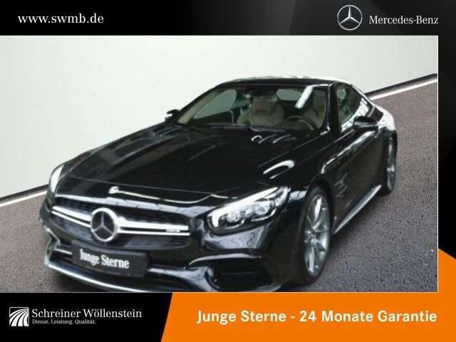 Mercedes-Benz, SL 63 AMG, MagicSky*FAP*KeyGo*Sitzklima*aMKSitz*